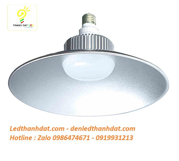 đèn led nhà xưởng E27 70w