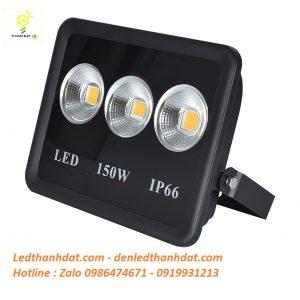 Đèn led pha 150w ip66