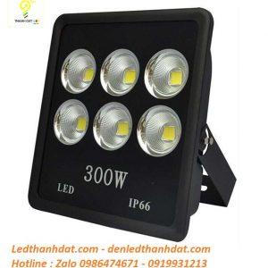 Đèn led pha 300w ip66