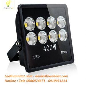 đèn led pha 400w ip66