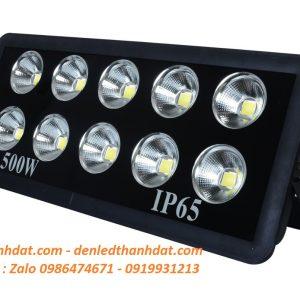 đèn led pha rọi 500w ip65