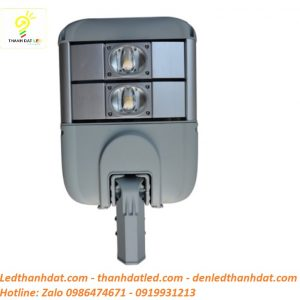 đèn đường led philips 100w halumos
