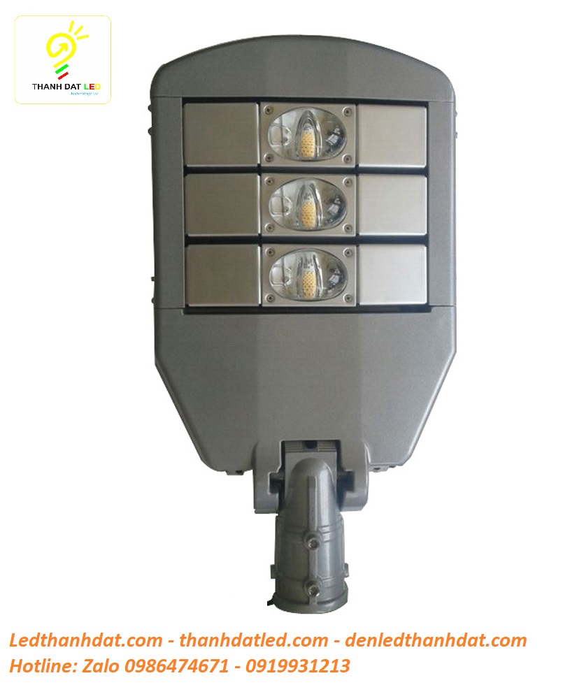 đèn đường led philips 150w halumos