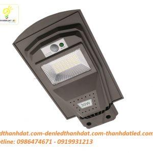 Đèn đường năng lượng 30w