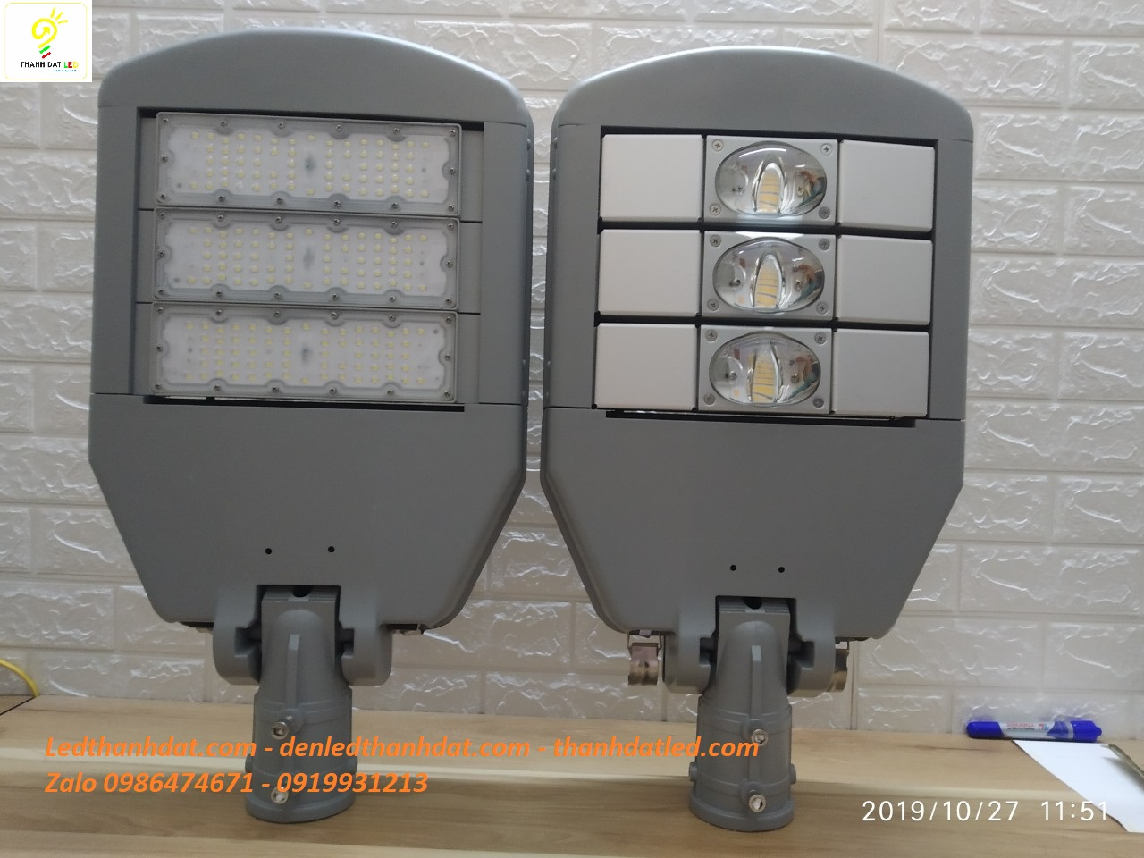 đèn đường philips 100w 150w
