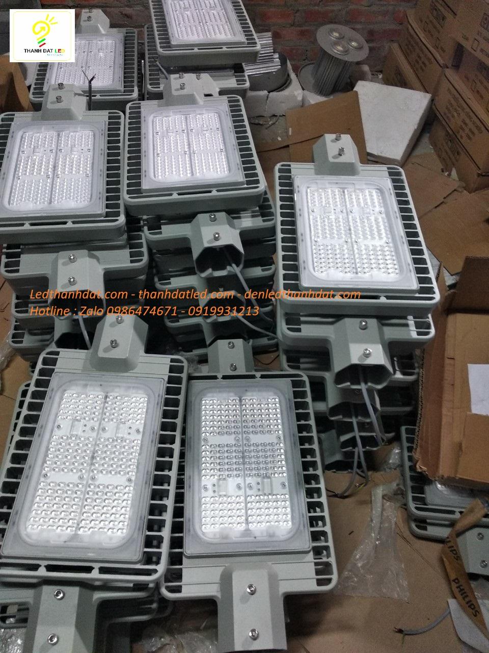 đèn đường philips brp391 brp392 brp393