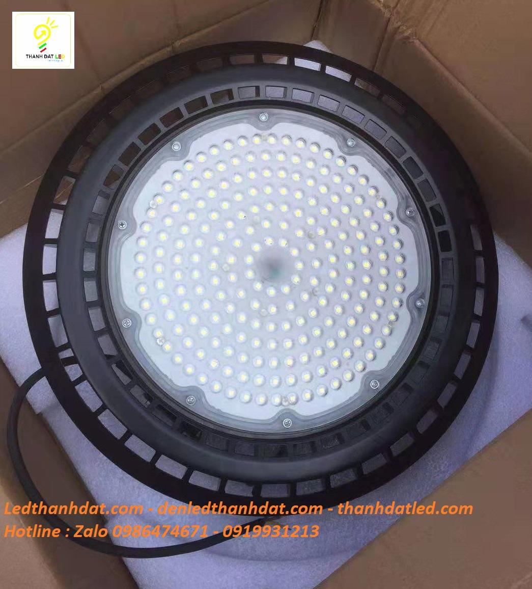 đèn nhà xưởng ufo philips