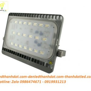 đèn pha led philips BVP161 50w