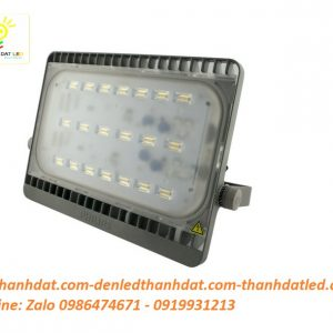 đèn pha led philips BVP161 70w