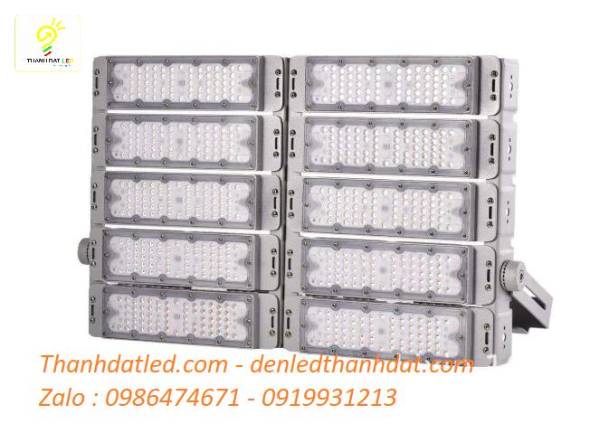 Đèn pha led module 500w