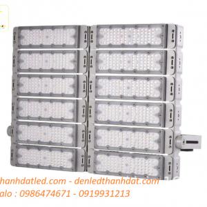 đèn pha led module 600w