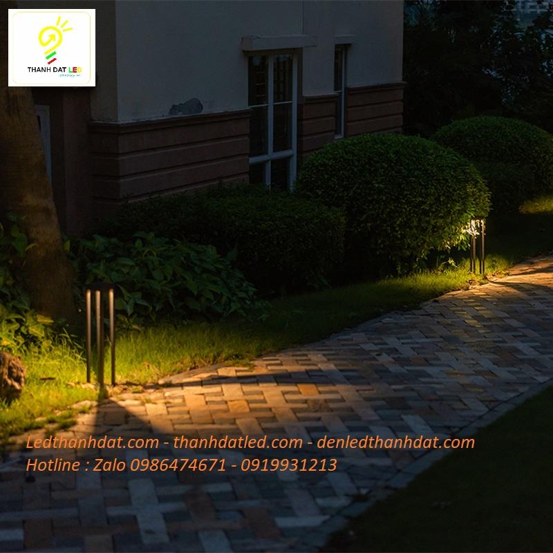 đèn led sân vườn TD01