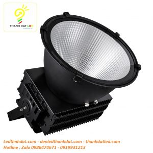 đèn pha led chiếu xa 1000w