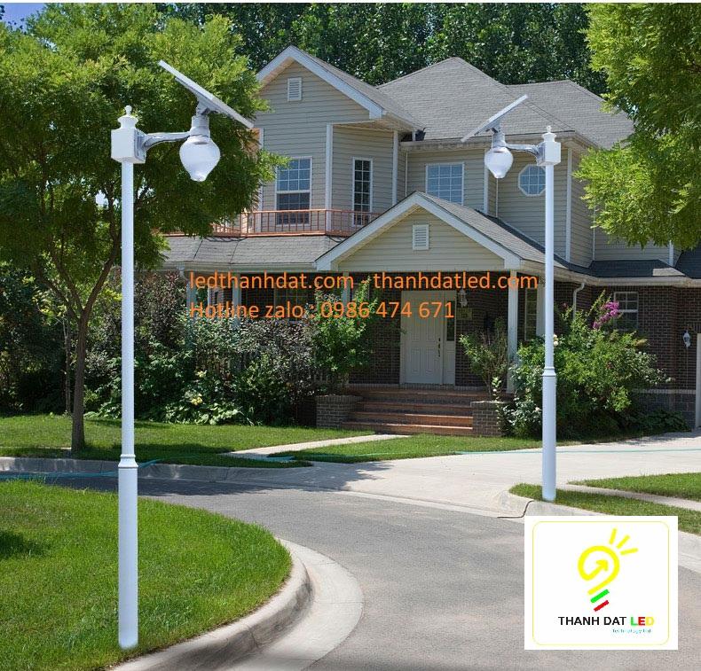 đèn trang trí sân vườn năng lượng mặt trời