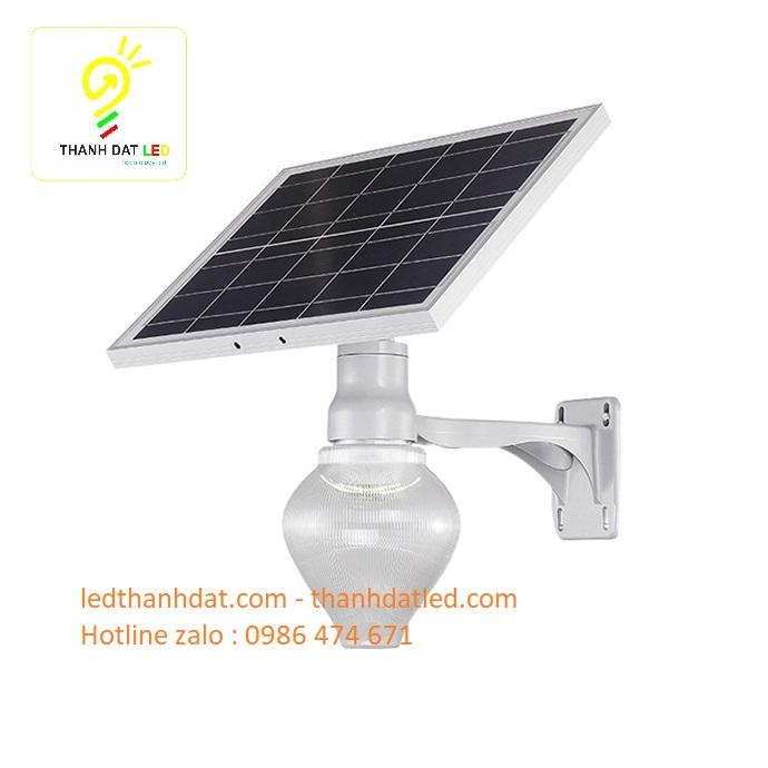đèn treo tường sân vườn năng lượng mặt trời qd 40w