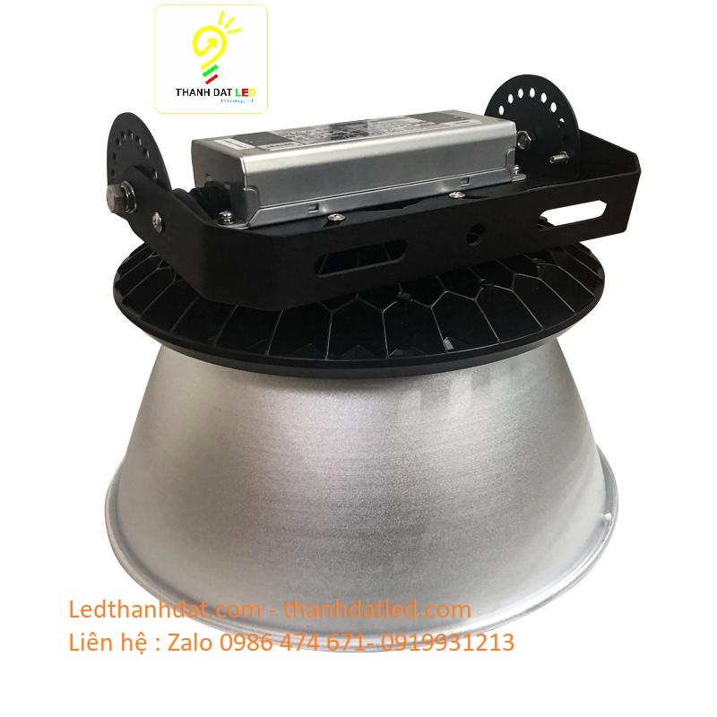 đèn led highbay lowbay 100w 150w 200w philips
