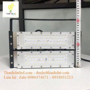 đèn led module 100w chống chói lóa philips
