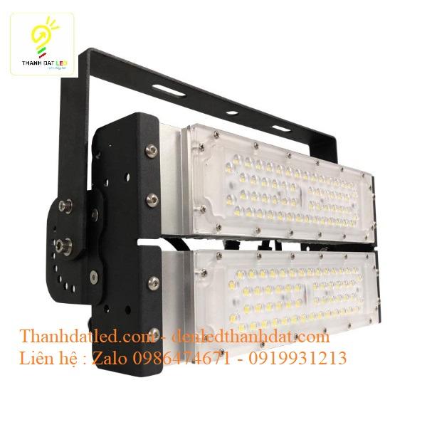 đèn pha led module 100w chống chói lóa Philips