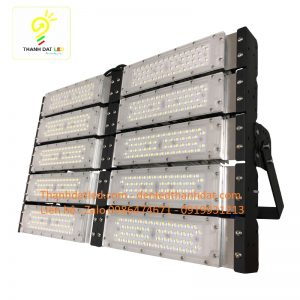 đèn pha led module 500w chống chói loa Philips