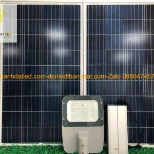đèn đường năng lượng mặt trời 100w BRP39S