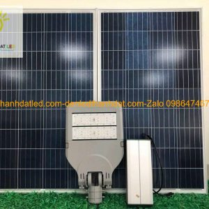đèn đường năng lượng mặt trời 100w MDSM1