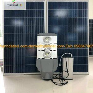 đèn đường năng lượng mặt trời 100w MDCS